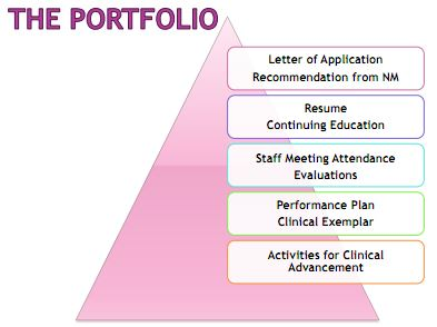 professional portfolio nursing template - n415son09 uw madison school of nursing course blog for